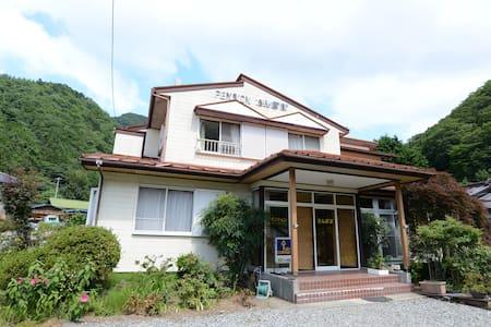 Villa of Lake Shoji & Mt Fuji - Fujikawaguchiko-machi - 独立屋