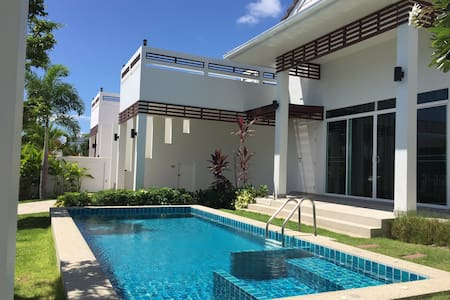 Pool Villa near Beach - P8