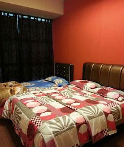 Motel Rooms with parking & wifi - Bukit Katil
