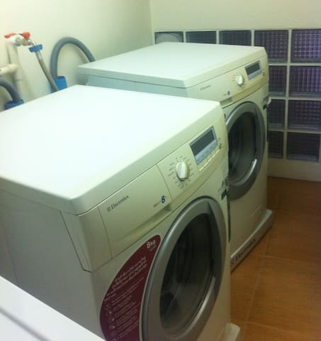 Fast laundry services