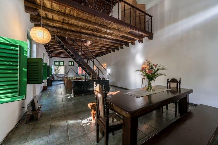 For rent house in center of Olinda
