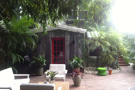 Morningside Treehouse Studio - Miami - Apartmen