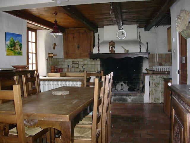 Maison d'Henri et Michèle - Thorame-Basse - House