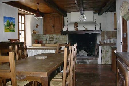 Maison d'Henri et Michèle - Thorame-Basse