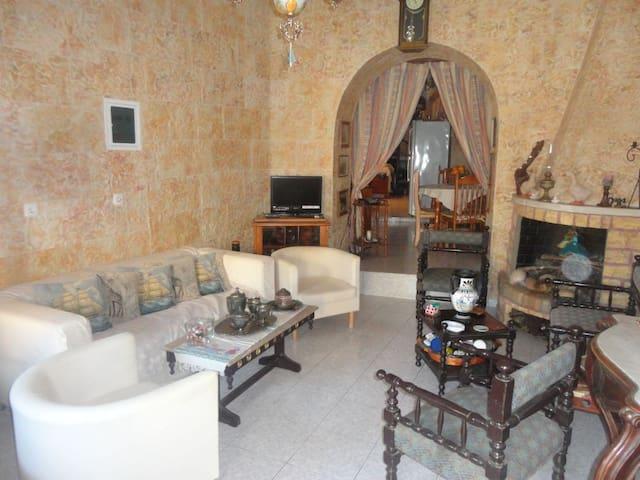 House Fedra - Timpaki - Ev