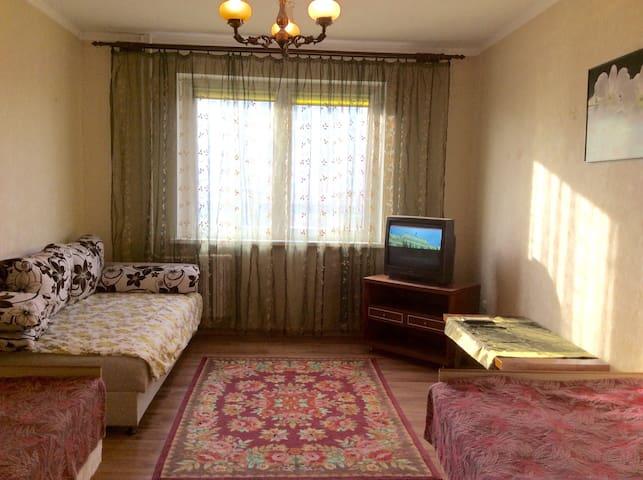 Однокомнатная квартира на сутки - Hrodna - Byt