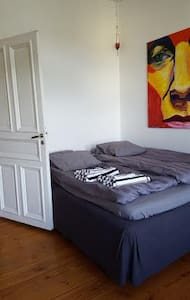Centrally located room in apartment