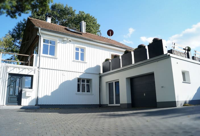 Wohnung am Fuße des Schwarzwalds