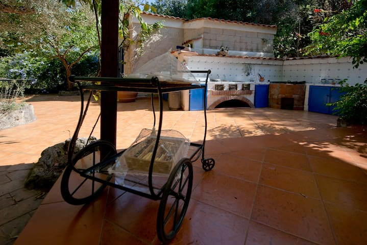 villa camilla dependance - Ischia - Cabin