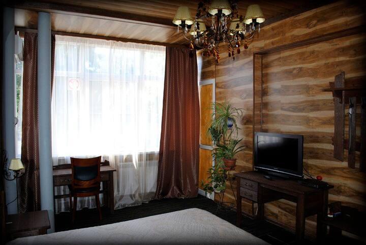 """Апарт-Отель """"Шале"""" (Apart-Hotel)№10"""