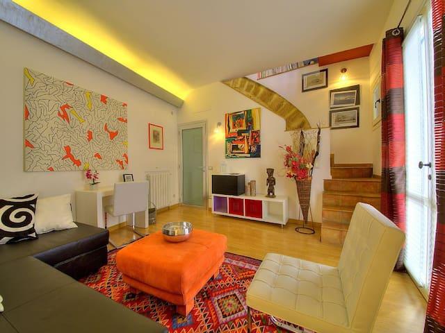 Casa Azzurra Alle Dogane - Sciacca - บ้าน