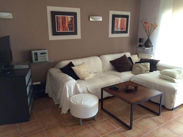 Traumhafte Wohnung auf Mallorca - Colonia de Sant Pere - Apartamento