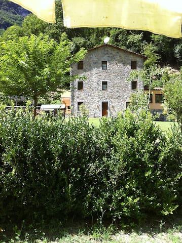 Casa vacanze in Garfagnana. - Fabbriche di Vallico - Appartement