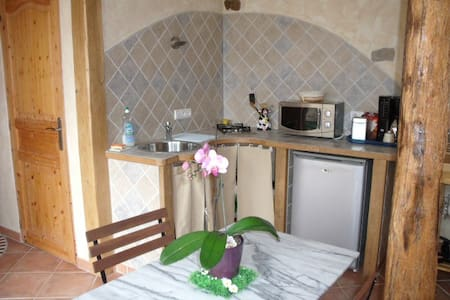 Chambre Hades - Barbonne-Fayel - Bed & Breakfast