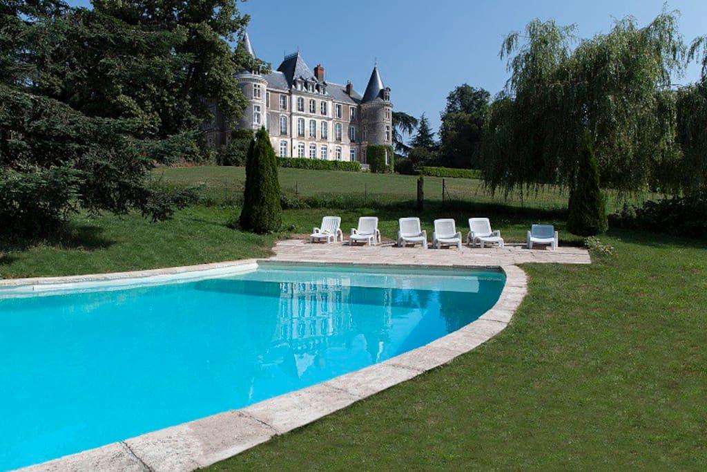 Bien Etre Au Chateau De La Houssaye Chambres D 39 H Tes