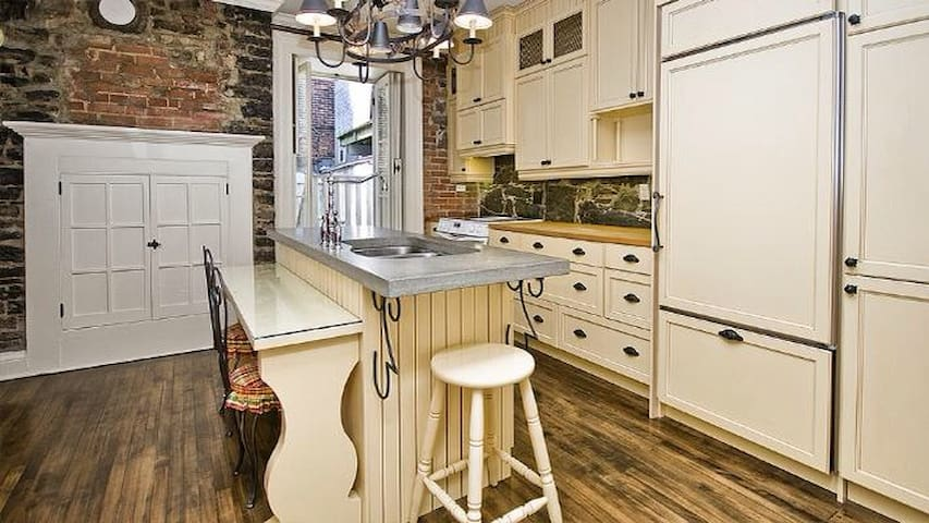 Luxurious condo in Old Quebec - Quebec - Apartamento