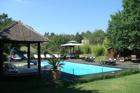 Une chambre dans villa piscine - Peynier