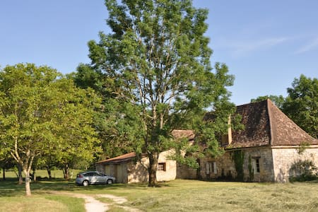 farmhouse  la Bergerie - Faux - Dom