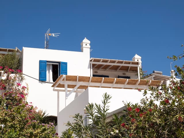 Beachfront Cosy Apartment, Serifos - Sérifos - Appartement