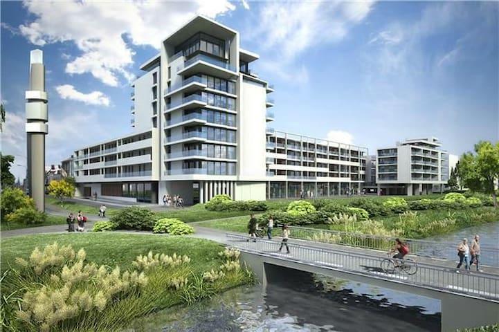 Prachtig appartement in Hasselt - Hasselt - Daire