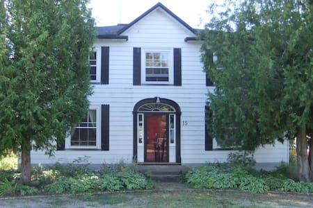 NE en-suite, Dominion House Newboro - Newboro - Aamiaismajoitus