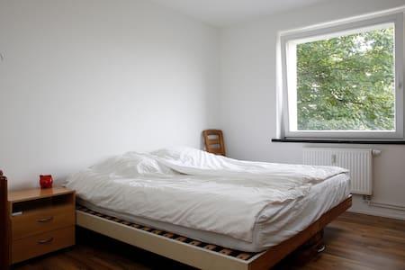 Schöne, kleine Wohnung in Hamburg - Hamburg - Apartment