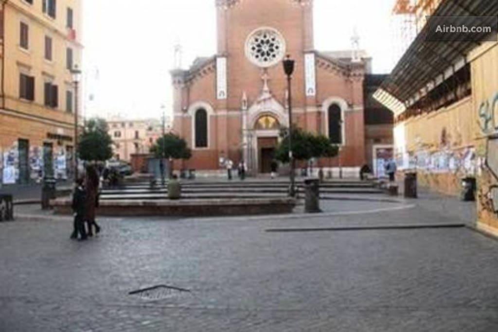 piazza dell'immacolata
