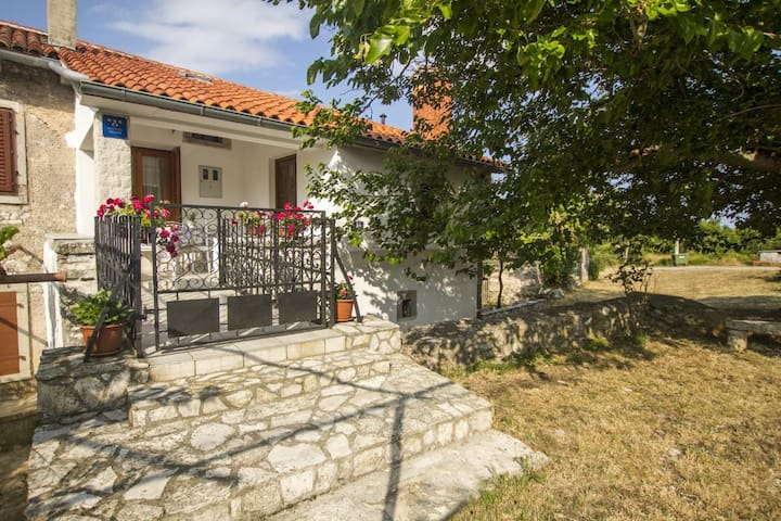 Holiday House Zora Labin, Istria - Bartići - Dům