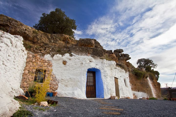 Cave Granado. Guadix. Granada
