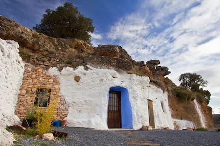 Cave Granado. Guadix. Granada - Los Balcones - Grotta
