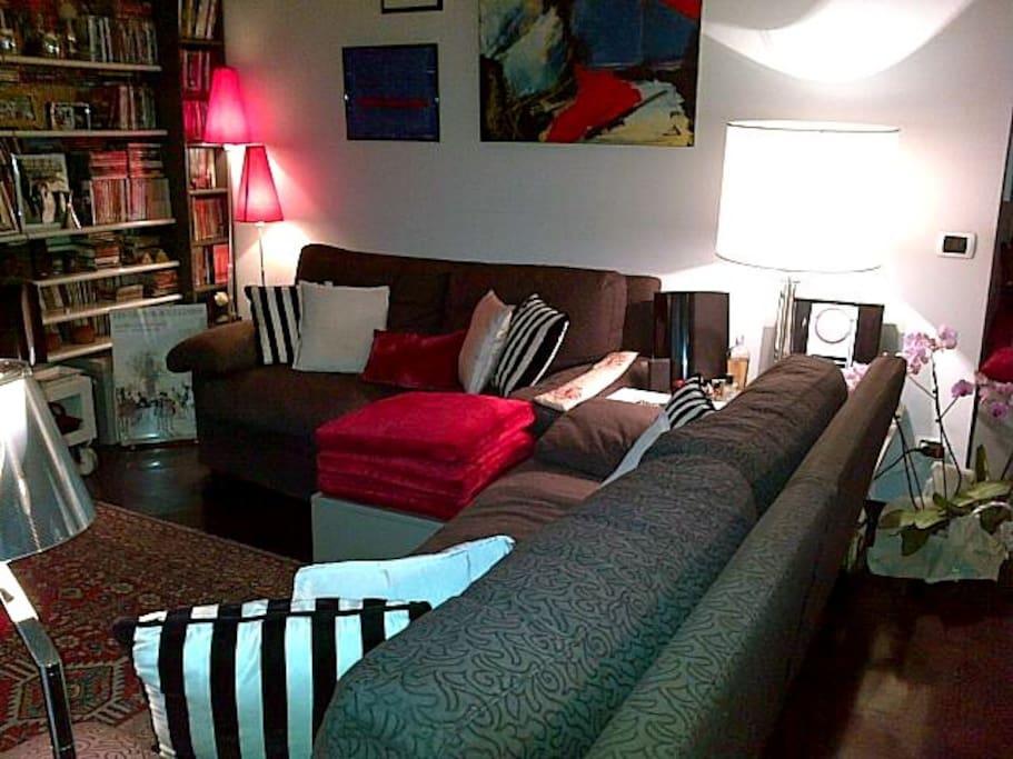 Soggiorno/divano