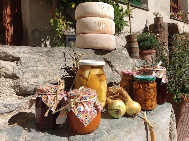 Farm stay - Laudes - Casa