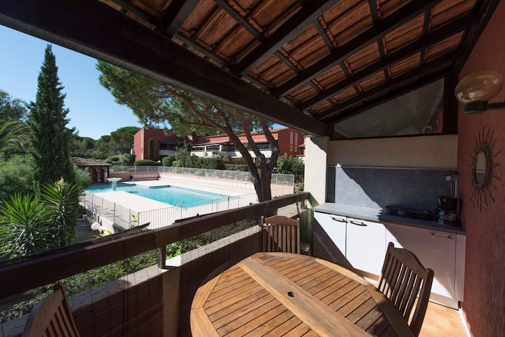 Appartement  Duplex et piscine