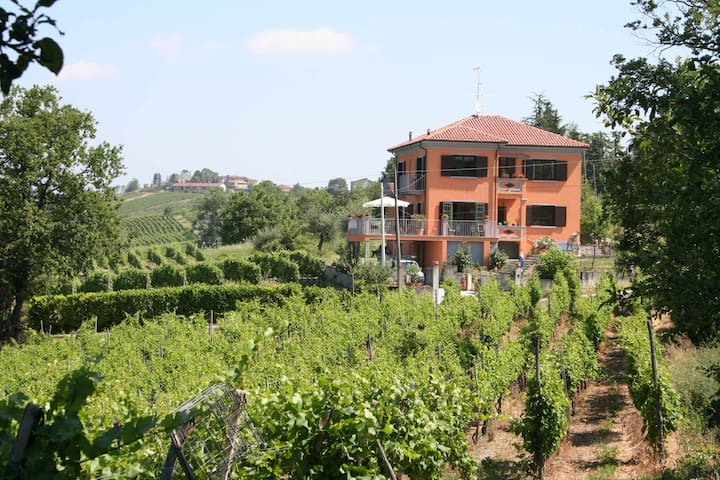 *** Appartement Loggione - Villa I Due Padroni ***