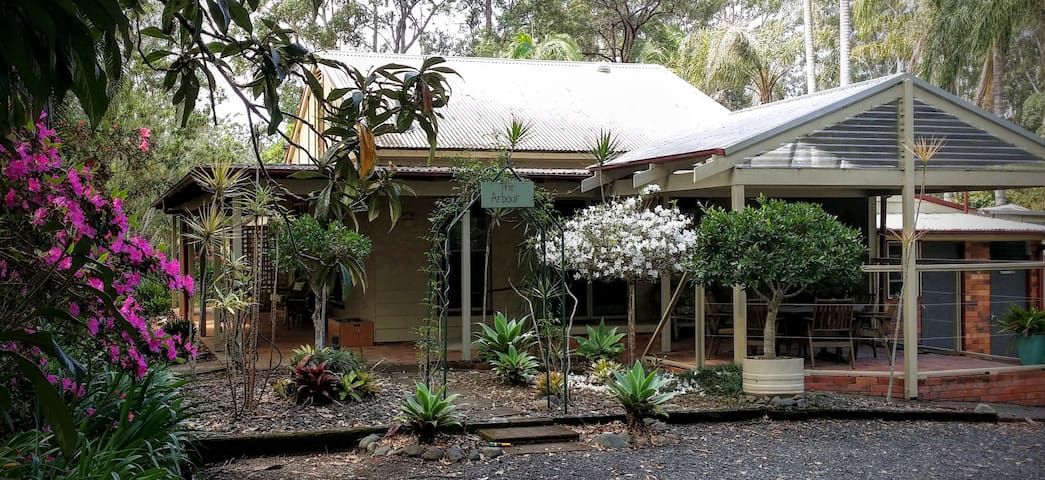 Kiwarrak Country Retreat-The Arbour - Koorainghat - Apartemen