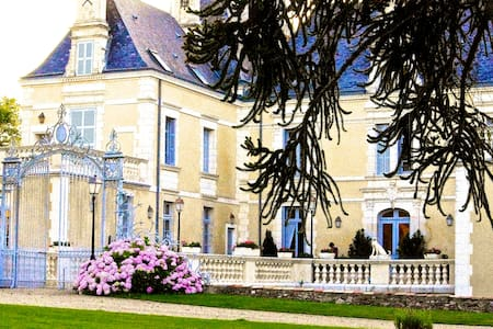 8 guests in beau chateau setting - Poitiers