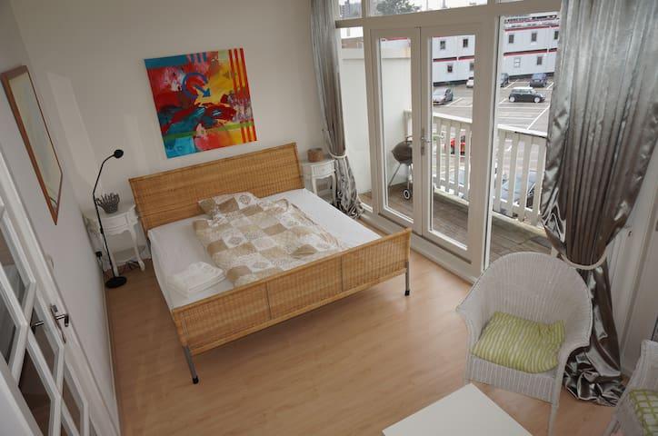 Cosy room near Rotterdam - Schiedam - Apartemen