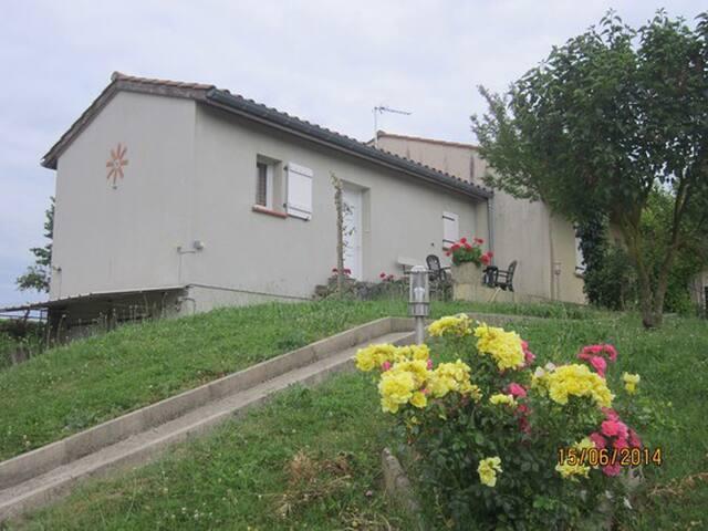 maison 3/4 pers entre Castres Albi - Venes - Talo