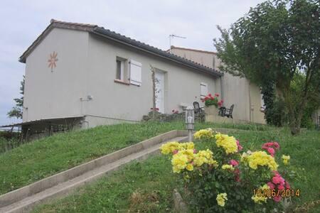 maison 3/4 pers entre Castres Albi - Venes