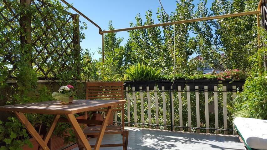 Pittoresca Casa con Terrazzo - Rzym - Apartament
