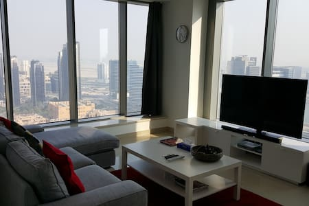 Luxury huge 1bd, near Burj Khalifa