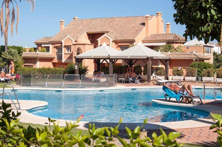 Andalucía Alta, penthouse - Marbelha - Apartamento