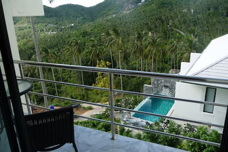 Studio EDEN Cocoteraie and Sea view - KOH SAMUI