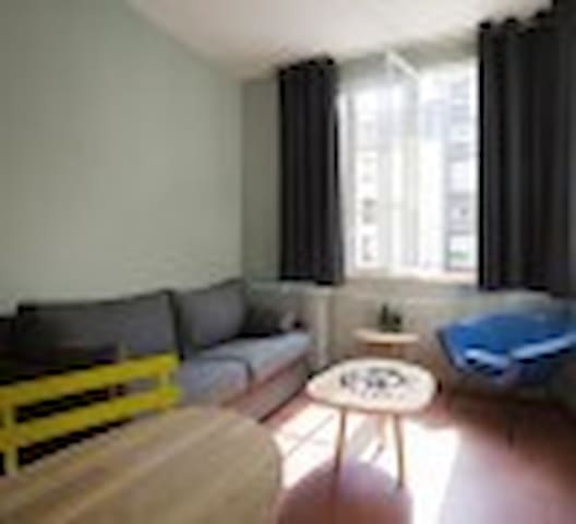2-4 pax Montparnasse serviced apt - Paris - Wohnung