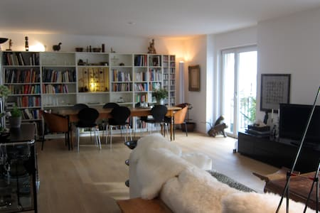 central located*beautiful furnished - Basle - Appartement