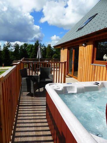 Lord Galloway Lodges 102785 - Newton Stewart - Kabin
