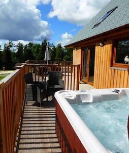 Lord Galloway Lodges 102803 - Newton Stewart