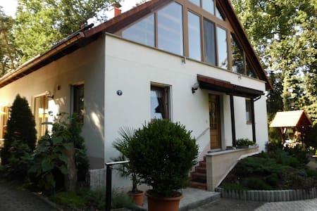 Ferienwohnung Hofmann Radebeul - Radebeul - Дом