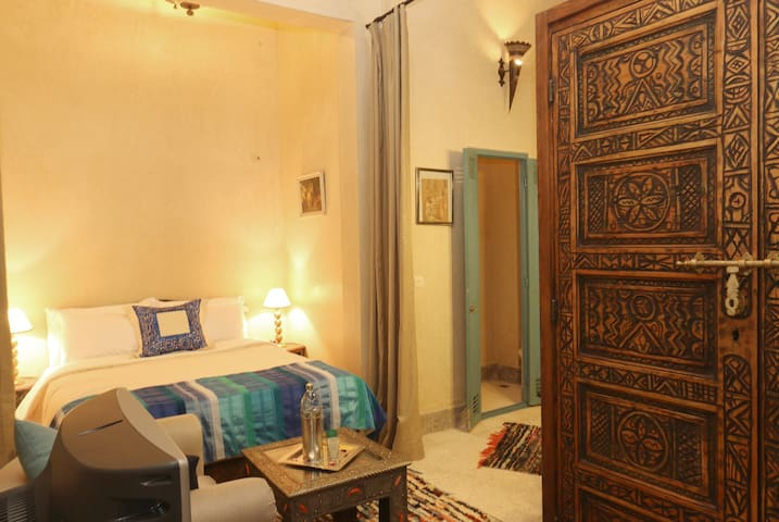 Room 3 pax in the center - Marrakech - Bed & Breakfast