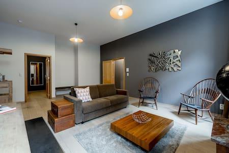 Smartflats Brusselian 102 - 2Bedroom - City Center - Bruxelles - 公寓